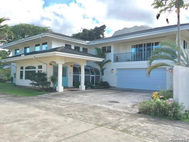 Photo of home for sale at 46-312C Haiku Road, Kaneohe HI