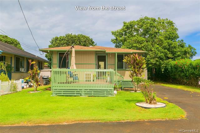 Photo of home for sale at 66-341 Kaamooloa Road, Waialua HI
