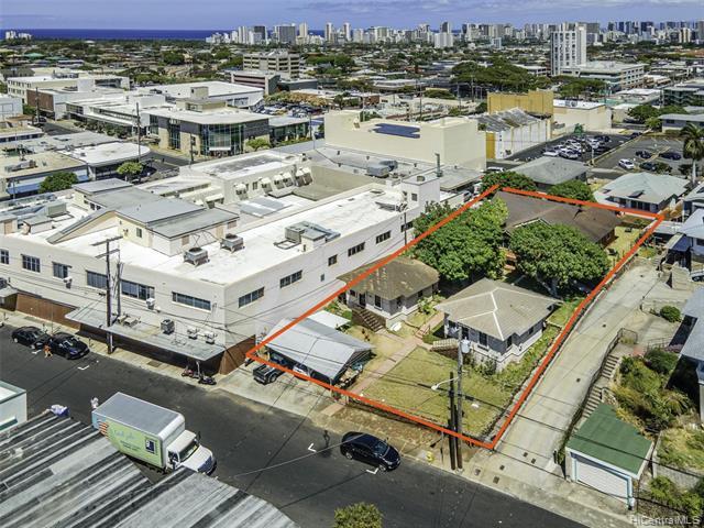 Photo of home for sale at 1224 Koko Head Avenue, Honolulu HI