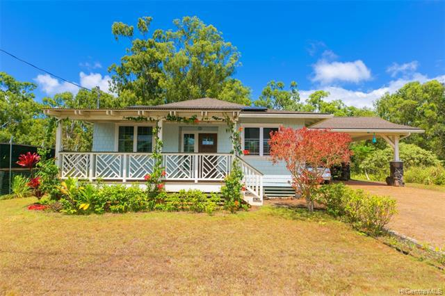 Photo of home for sale at 664 Kipuka Drive, Wahiawa HI