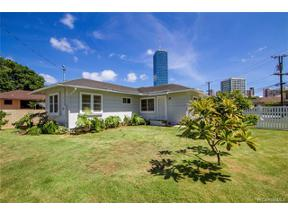 Property for sale at 793 Punahou Street, Honolulu,  Hawaii 96826