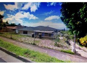 Property for sale at 1093 Wiliki Drive, Honolulu,  Hawaii 96818