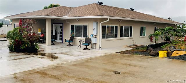 Photo of home for sale at 45-1117 Cobb-Adams Road, Kaneohe HI