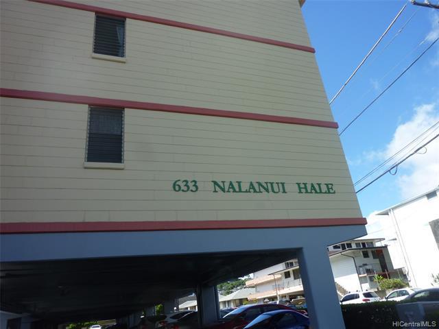 Photo of home for sale at 633 Nalanui Street, Honolulu HI