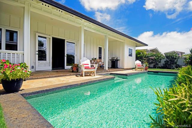 Photo of home for sale at 366 Hanamaulu Street, Honolulu HI