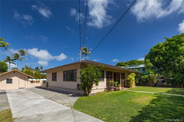 Photo of home for sale at 280 Pouli Road, Kailua HI