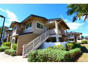 Property for sale at 91-1019 Kamaaha Avenue Unit: 1004, Kapolei,  Hawaii 96707