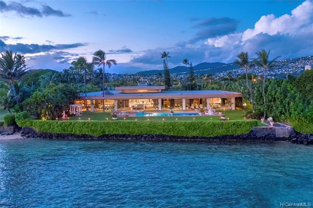 Photo of home for sale at 4505 Kahala Avenue, Honolulu HI