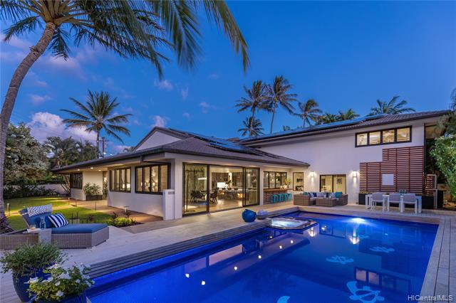 Photo of home for sale at 4591 Kolohala Street, Honolulu HI