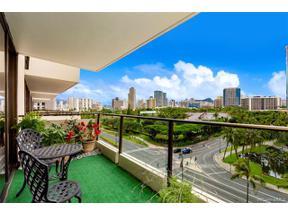 Property for sale at 1860 Ala Moana Boulevard Unit: 908, Honolulu,  Hawaii 96815