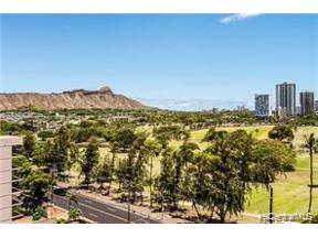 Property for sale at 2916 Date Street Unit: 10G, Honolulu,  Hawaii 96816