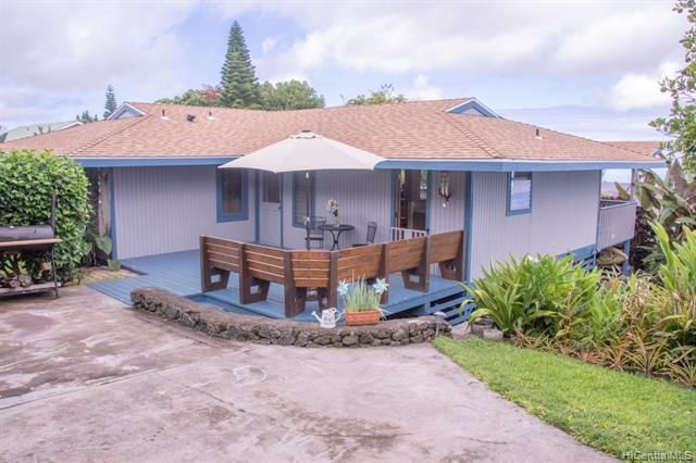 Photo of home for sale at 73-4217 Eluna Street, Kailua Kona HI