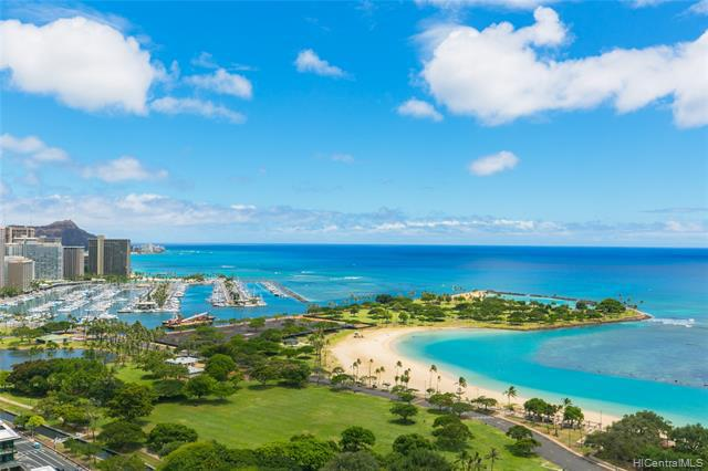 Photo of home for sale at 1350 Ala Moana Boulevard, Honolulu HI