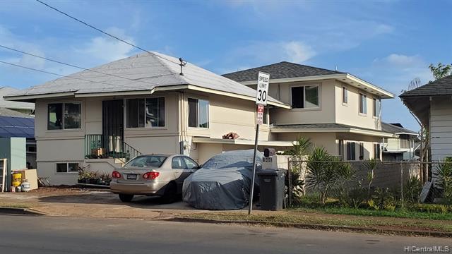 Photo of home for sale at 2483 School Street N, Honolulu HI
