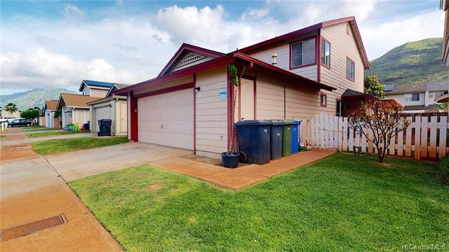 Photo of home for sale at 87-813 Helekula Way, Waianae HI