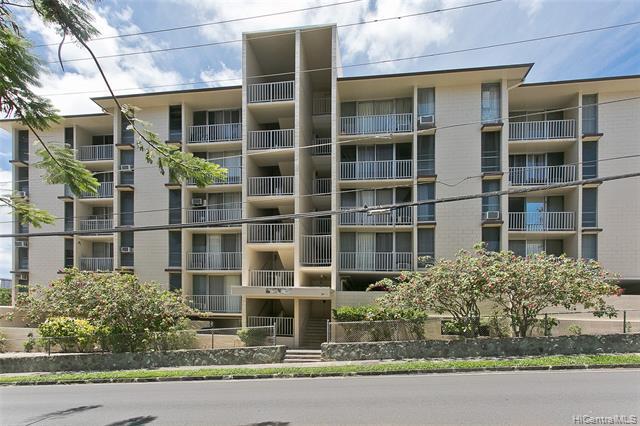 Photo of home for sale at 1440 Ward Avenue, Honolulu HI