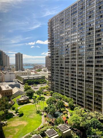 Photo of home for sale at 55 Kukui Street S, Honolulu HI