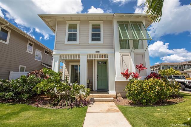 Photo of home for sale at 91-1241 Kaikohola Street, Ewa Beach HI