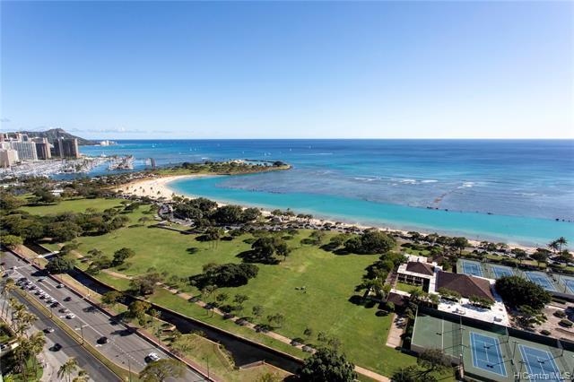 Photo of home for sale at 1288 Ala Moana Boulevard, Honolulu HI
