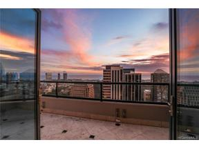Property for sale at 1199 Bishop Street Unit: PH, Honolulu,  Hawaii 96813