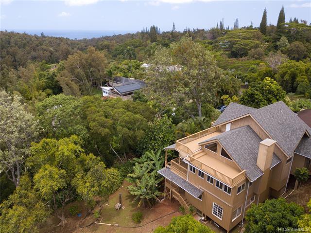 Photo of home for sale at 59-507 Akanoho Place, Haleiwa HI