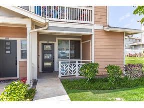Property for sale at 91-1081 Iwikuamoo Street Unit: 1212, Ewa Beach,  Hawaii 96706