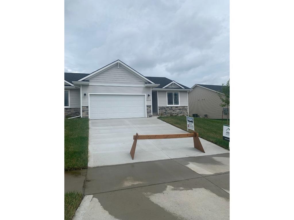 Photo of home for sale at 5409 Briarwood Drive NE, Ankeny IA
