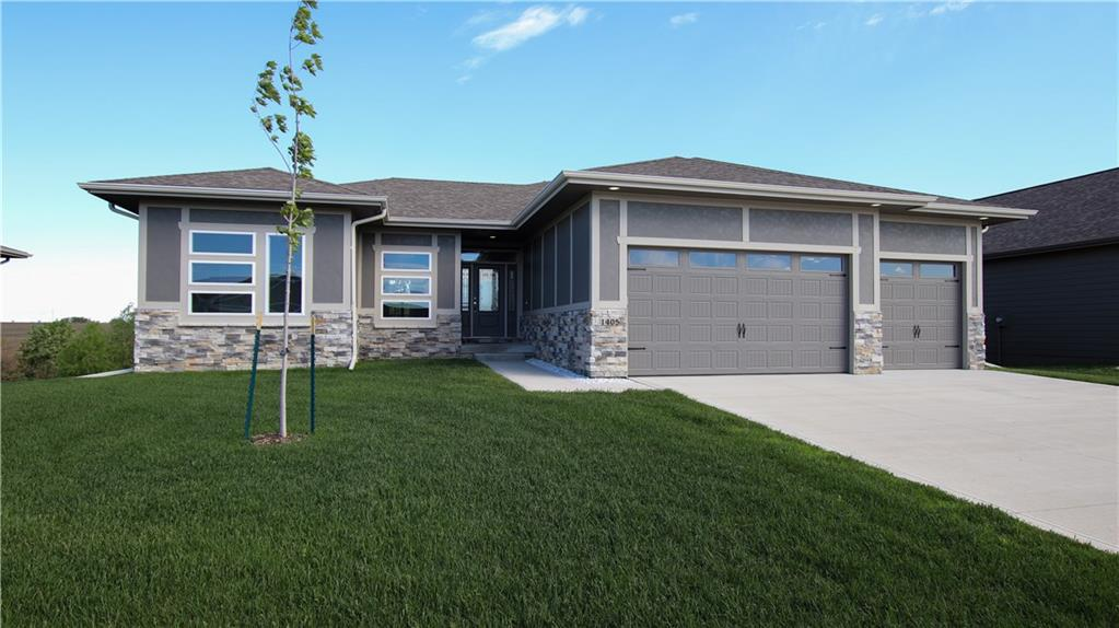 Photo of home for sale at 1405 7th Street SW, Grimes IA