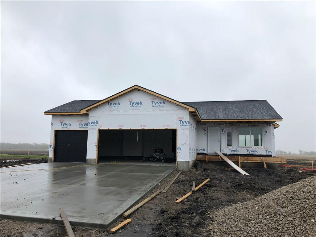 Photo of home for sale at 614 Prairie View Drive, Huxley IA