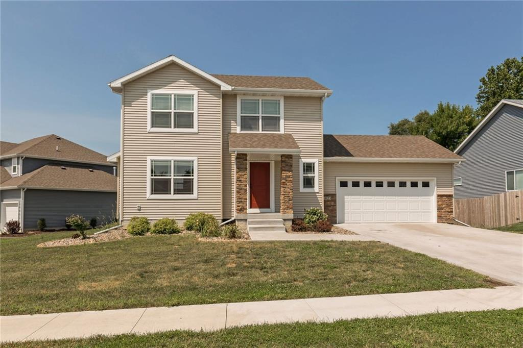 Photo of home for sale at 3823 Coy Street, Ames IA