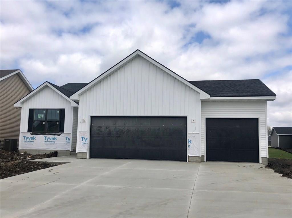 Photo of home for sale at 108 Summit Circle NW, Bondurant IA