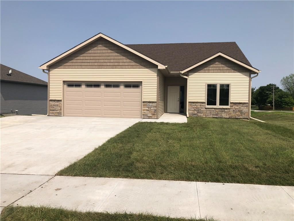 Photo of home for sale at 501 Somerset Court NW, Ankeny IA