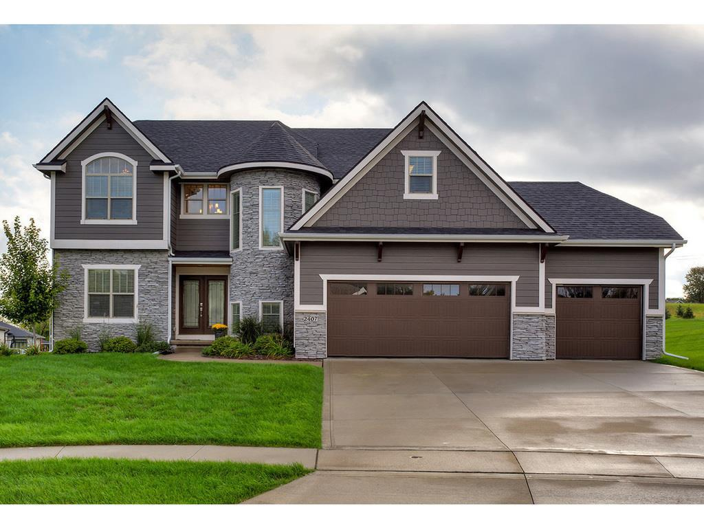 Photo of home for sale at 2407 149th Court, Urbandale IA
