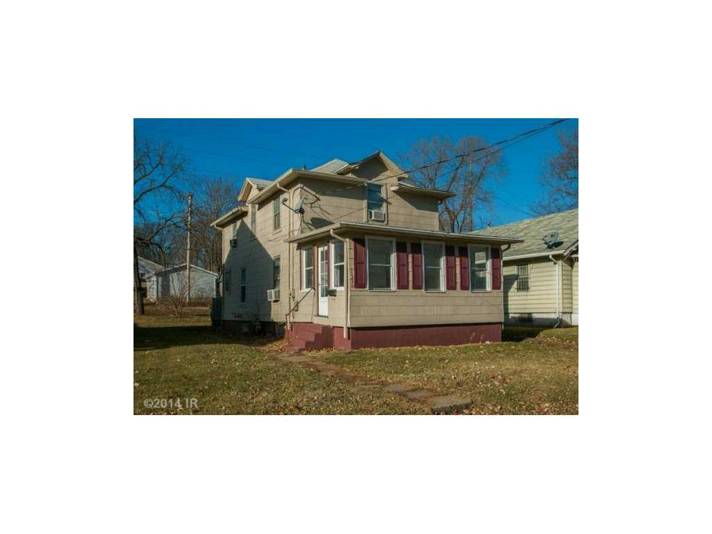 Photo of home for sale at 1530 16TH Street, Des Moines IA