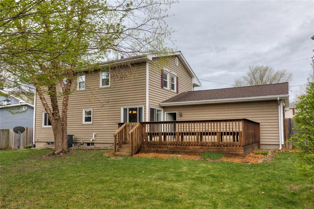 Photo of home for sale at 4109 83rd Street, Urbandale IA