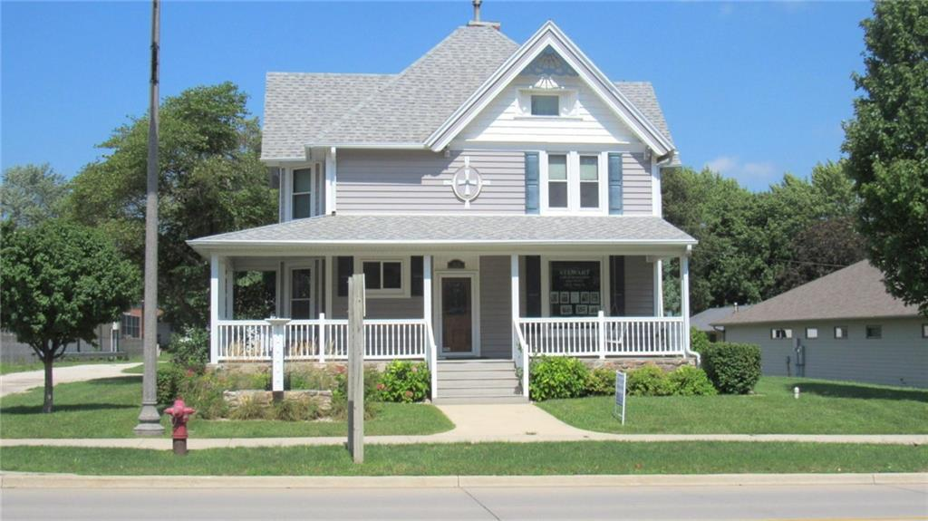 Photo of home for sale at 311 Main Street E, Panora IA