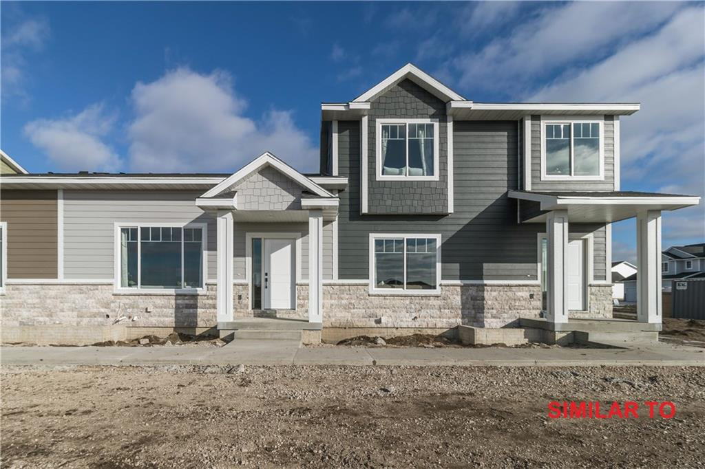 Photo of home for sale at 603 Spring Crest Lane, Waukee IA