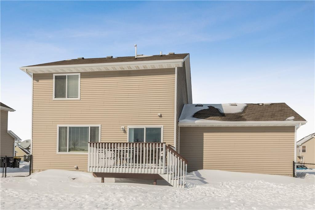 Photo of home for sale at 2280 Prairie Creek Drive SE, Waukee IA