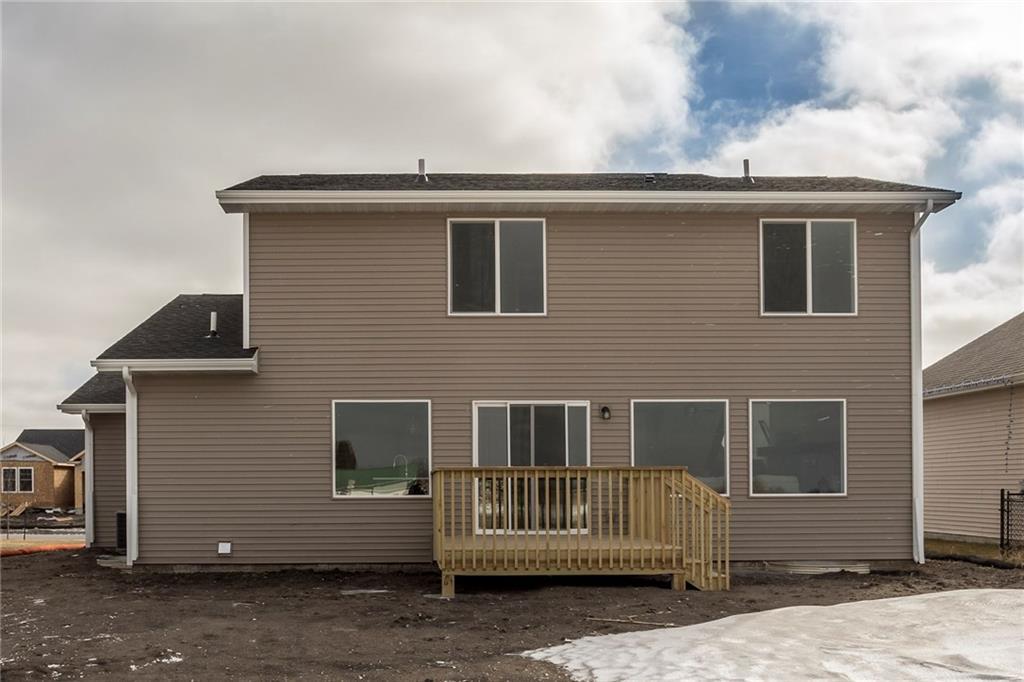 Photo of home for sale at 108 Aaron Avenue NW, Bondurant IA