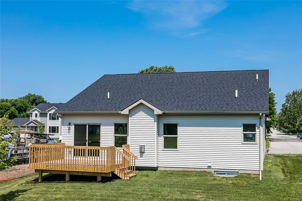 Photo of home for sale at 301 Deer Haven Street, Polk City IA