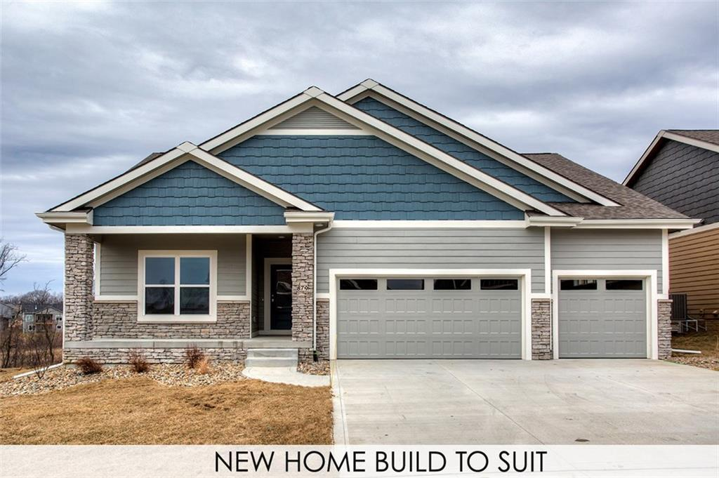 Photo of home for sale at 878 Brookings Court S, West Des Moines IA