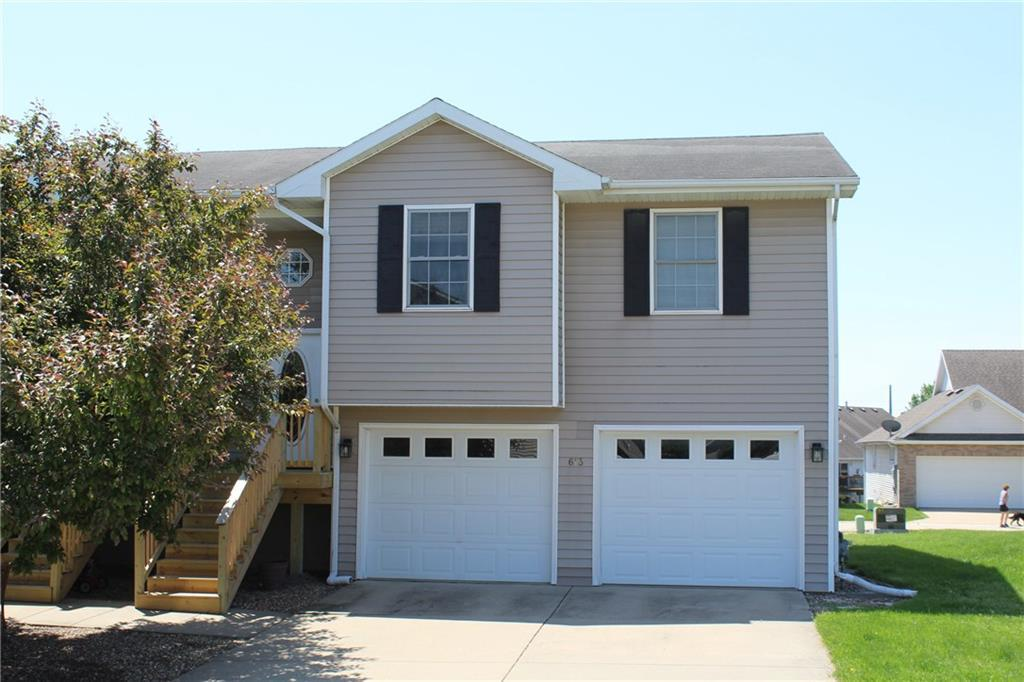 Photo of home for sale at 613 Chaparal Court SE, Ankeny IA