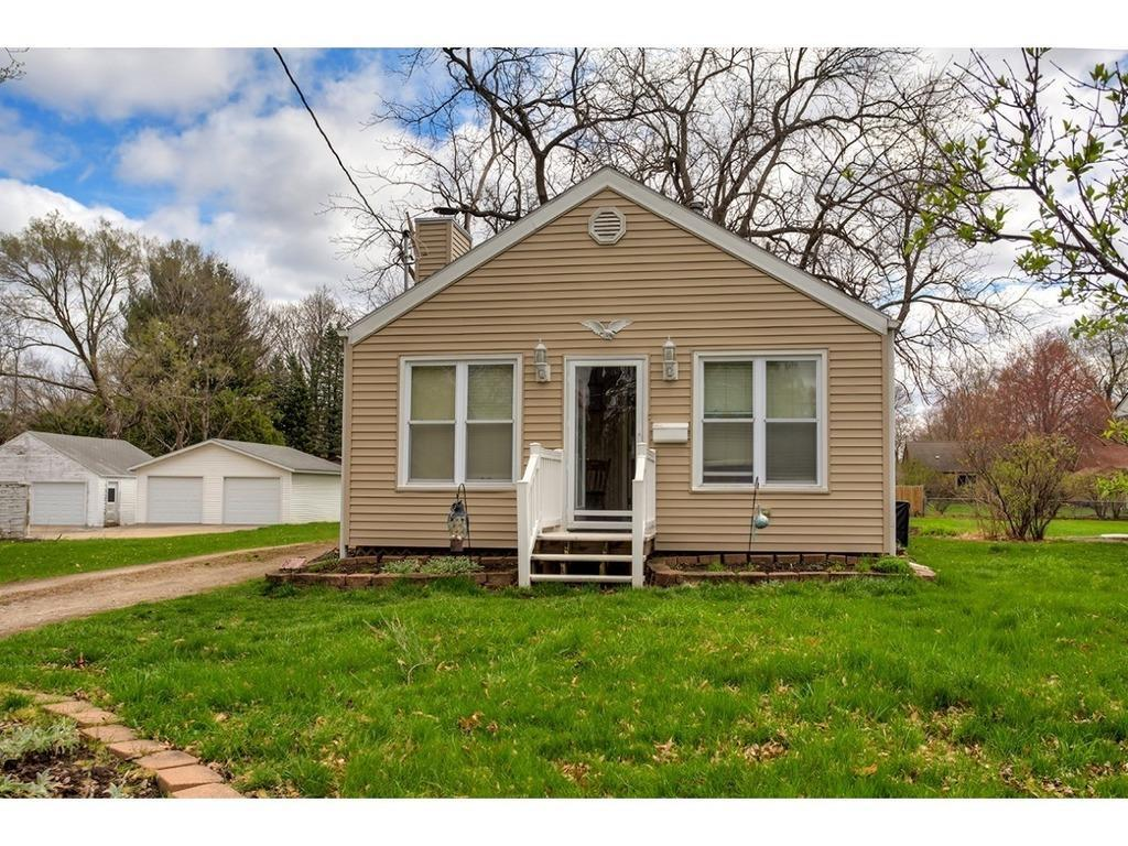 Photo of home for sale at 2621 51st Street, Des Moines IA