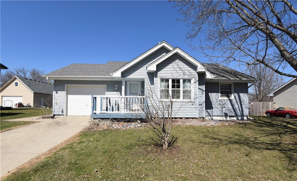 Photo of home for sale at 1410 Ann Avenue, Adel IA