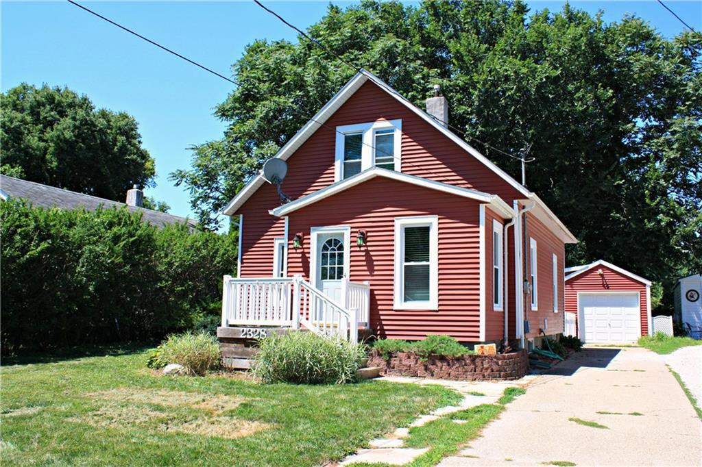 Photo of home for sale at 2328 44th Street, Des Moines IA