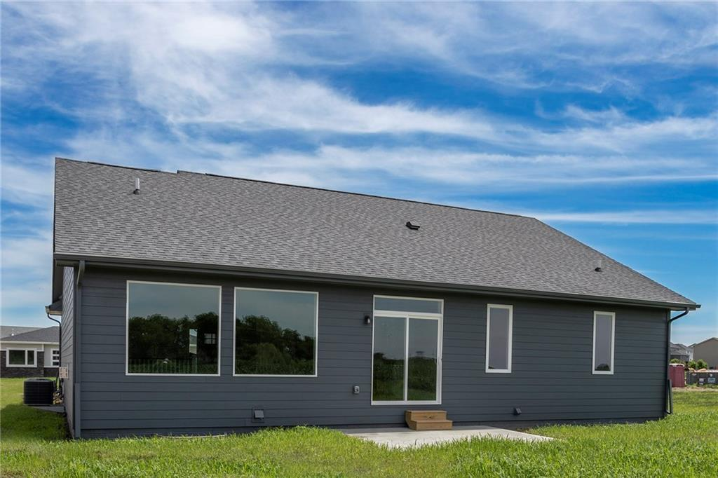 Photo of home for sale at 740 Badger Lane NE, Waukee IA
