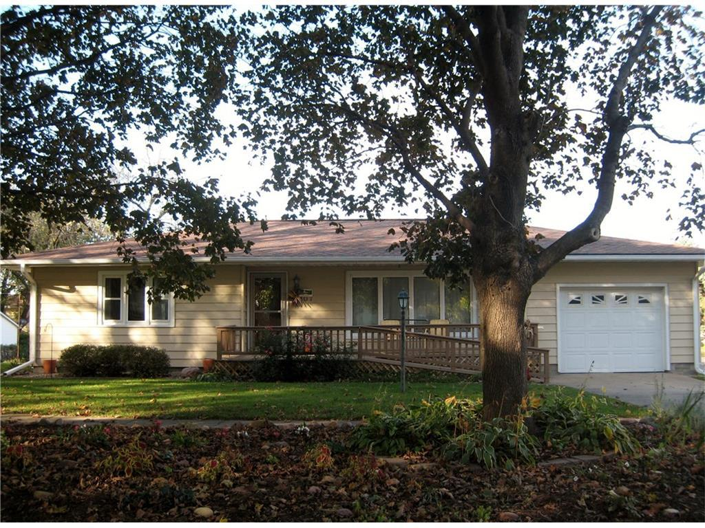 Photo of home for sale at 407 Jackson Street SW, Greenfield IA