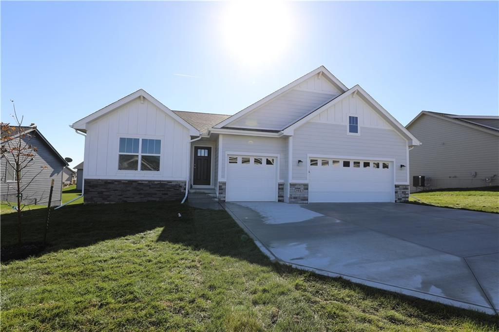 Photo of home for sale at 3913 13th Street NW, Ankeny IA