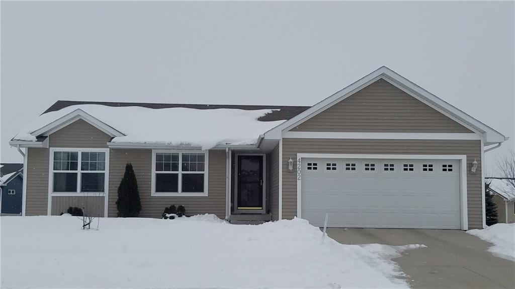 Photo of home for sale at 4202 Welbeck Drive, Ames IA