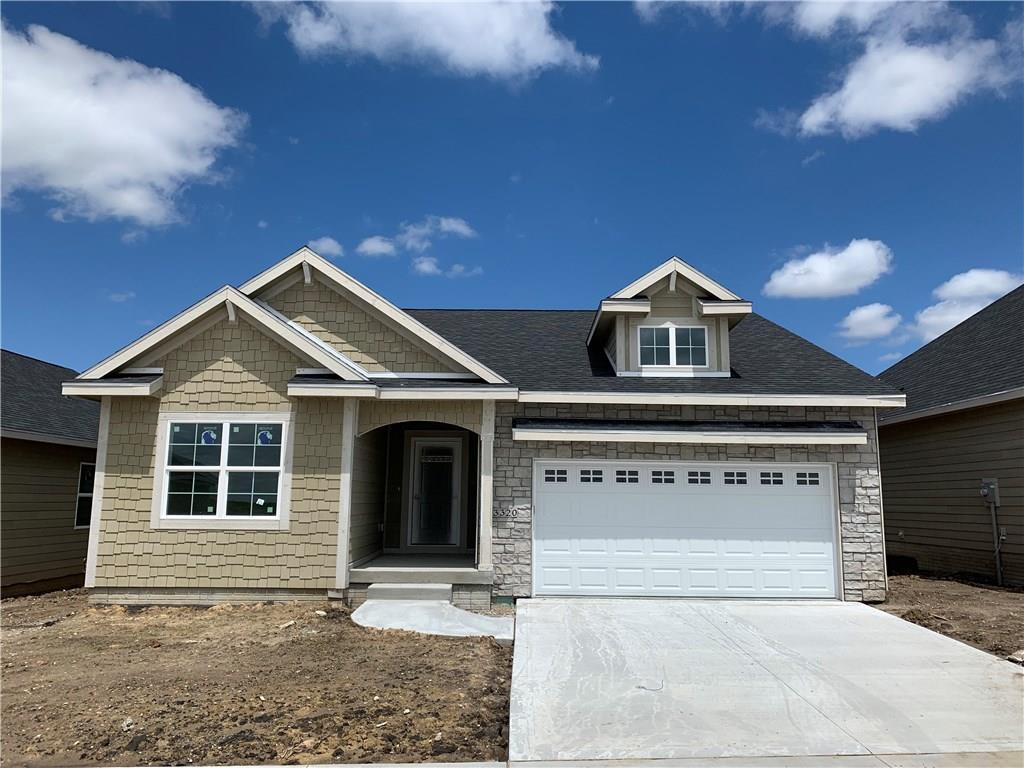Photo of home for sale at 3320 4th Lane NE, Ankeny IA